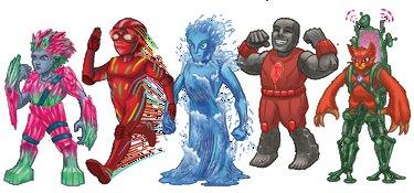 wandoo heroes