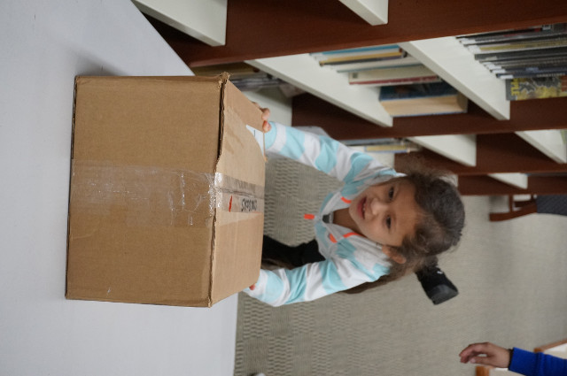 Inclined planes make moving heavy boxes a breeze.