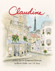 Image result for Claudine: A Fairy Tale for Exceptional Grownups